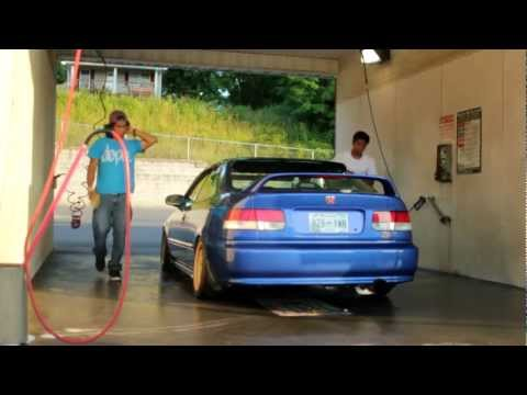 Civic Si EM1 Part 2 | Behind the Scenes | Raw Footage