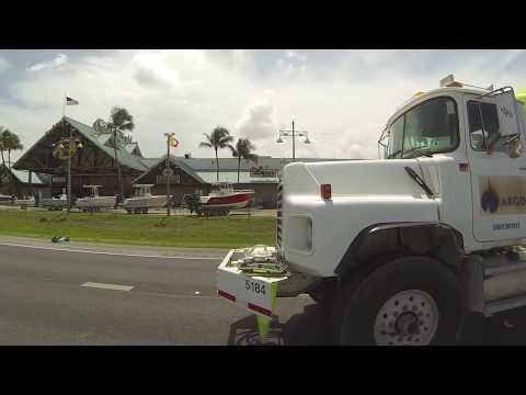 Fort Lauderdale, Dania Beach, Hollywood, Hialeah to Miami, Florida, I-95 to FL-826 GP091345