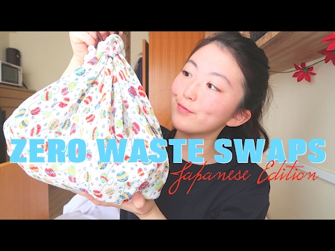 Zero Waste Swaps | Japanese Edition