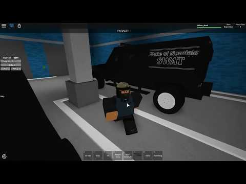Newdale SWAT Patrol|| Officers DONT RESPOND!