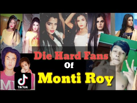 Monti Roy Die Hard Fans | Monti Roy's Brother-Sister alike |Watch Till End |