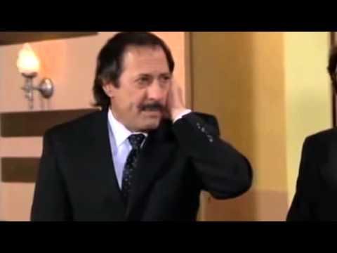 Pepe Argento se entera del gol de Racing (Centurión) en un velorio - Casados con hijos
