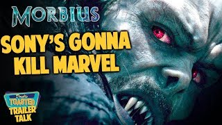Download MORBIUS TEASER TRAILER REACTION | Double Toasted Mp3 and Videos
