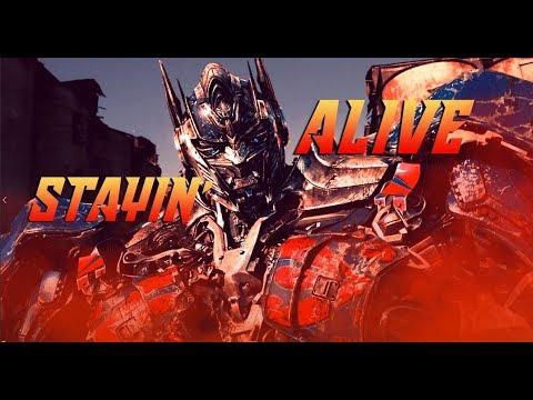 Optimus Prime - Stayin' Alive