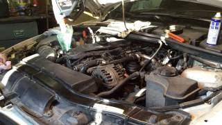 BMW E90 E91 E92 замена масла двигатель N57(Добрый день! В данном видео я расскажу как самостоятельно заменить масло в двигателе N57 Спасибо за Внимание!, 2016-07-01T07:18:41.000Z)
