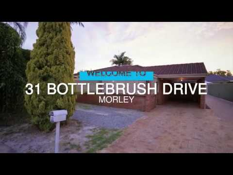 31 Bottlebrush Drive, Morley   Property Video