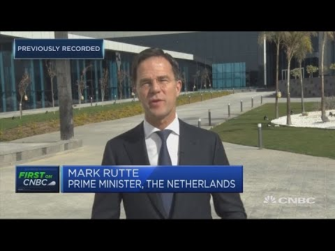 Dutch PM 'highly worried' about how Brexit is being handled | Squawk Box Europe