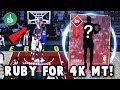 NBA 2K18 MyTEAM HIDDEN 89 OVERALL RUBY PLAYER THAT YOU CAN BUY FOR LESS THAN 4K MT!!