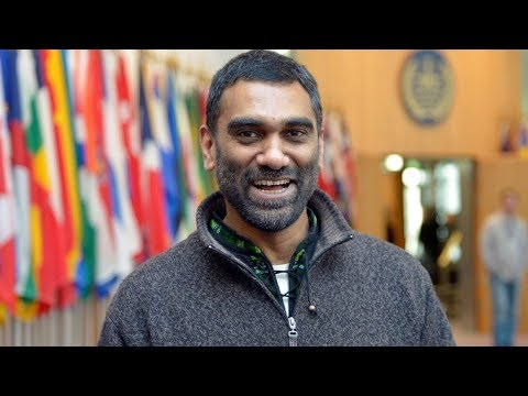 Amnesty International introduces its newly appointed Secretary General Kumi Naidoo