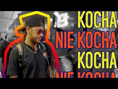 FC BARCELONA, NEYMAR i PSG! KOGO KOCHA NEYMAR?