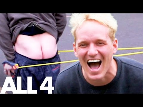 Jamie Laing & Sam Thompson Play Torture Tennis | In Bed With Jamie