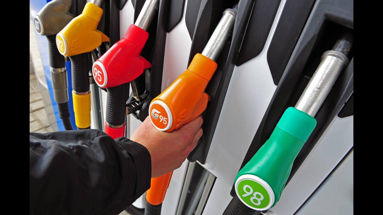 На Львівщині стали менше купувати бензину
