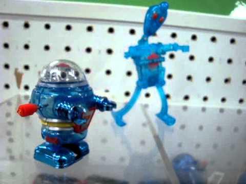 Toys 'R Us: Boston- Robot Dance: 1.20.2011
