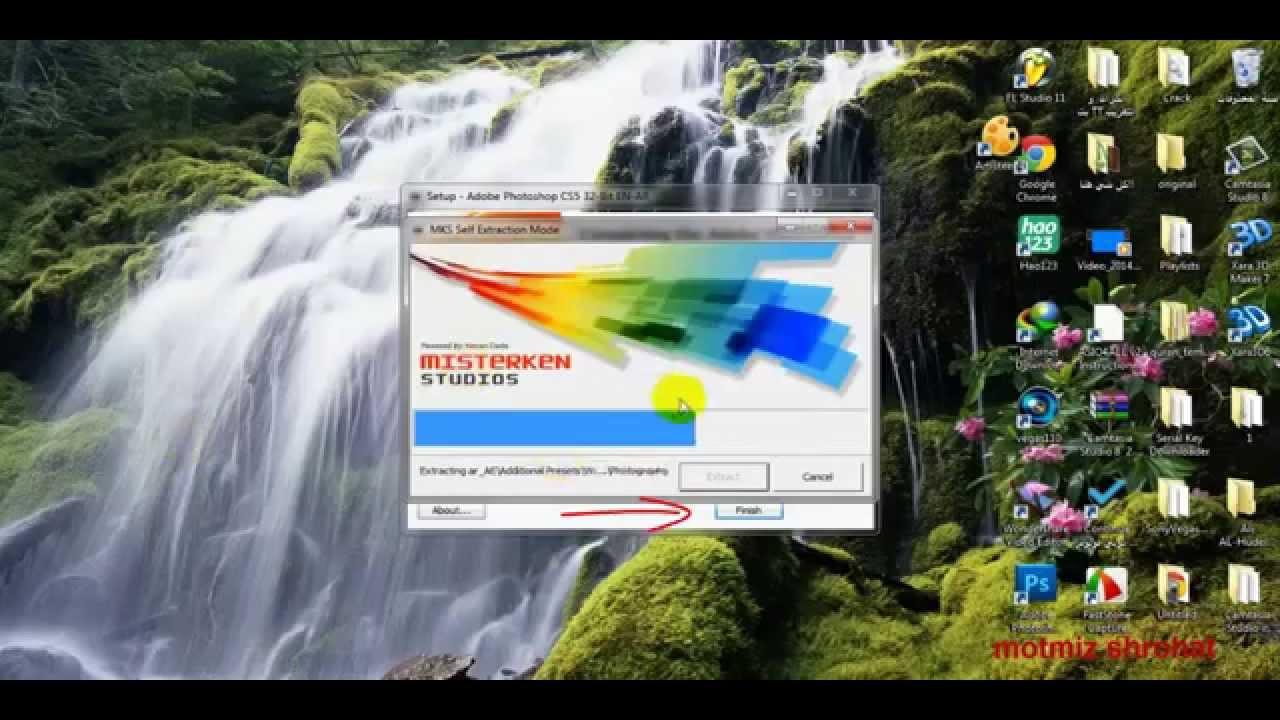 HELP! Photoshop CS5 Extended 64bit