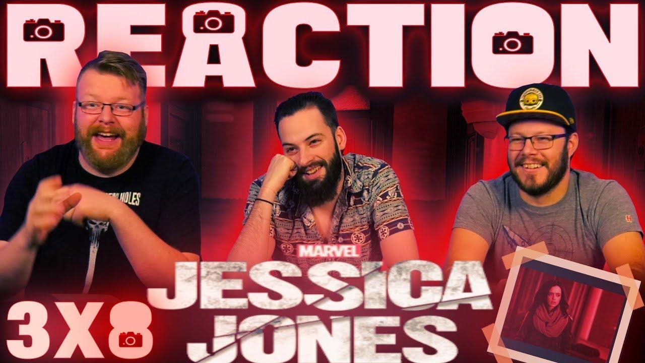 "Download Jessica Jones 3x8 REACTION!! ""AKA Camera Friendly"""