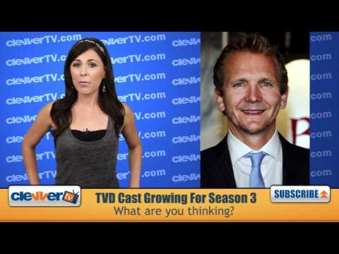 'The Vampire Diaries' Casting News -- Bex, Bill & Vampire Hunter