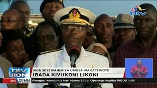 Wanajeshi waanda ibada ya kukamilisha uopoaji wa miili Likoni