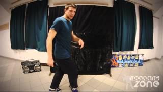 Popping Zone Tutorials - Crazy Legs | Sheva