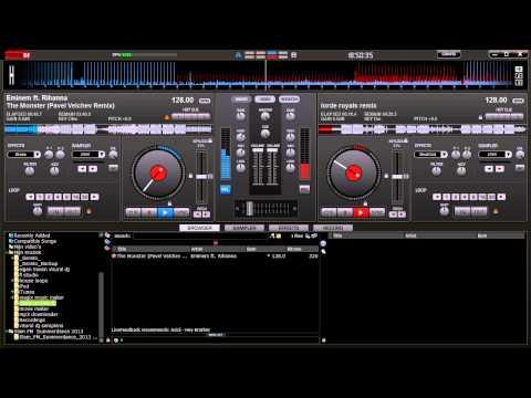 Hoe Maak Je Remix Met Virtural Dj +download Link [gratis]