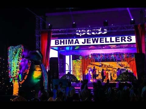 BHIMA JEWELLERS Showroom Launch
