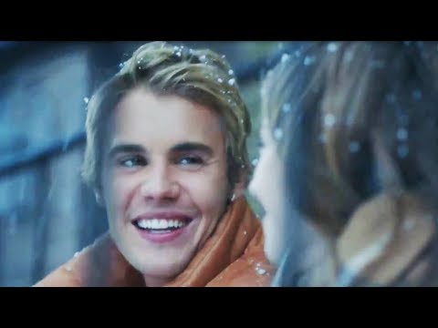 "Justin Bieber Sings ""Friends"" & Plays Imaginary Boyfriend In ADORABLE Ad"