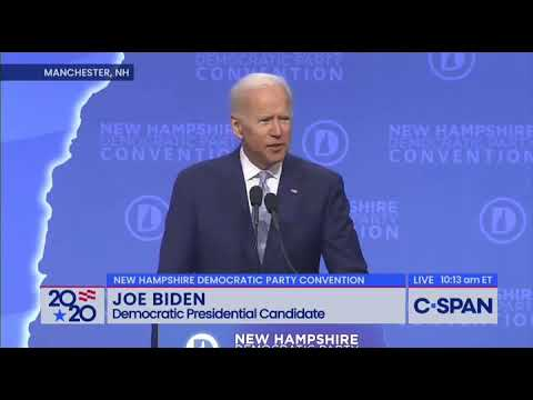 Biden Compares Trump To Segregationist Governor George Wallace — Though Biden Has Praised Him In The Past