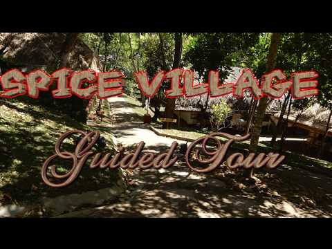 Spice Village Guided Tour