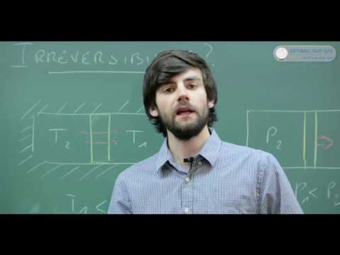Thermodynamique Cours complet (2/2). Le second principe