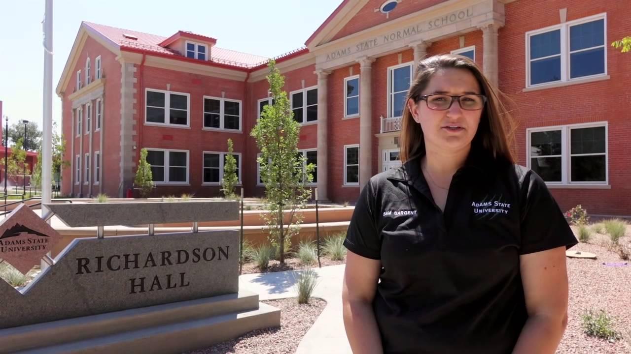 ASU Grad Program Campus Tour - YouTube