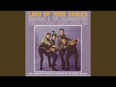 Land of 1000 Dances (Naa,na,na,na,naa)