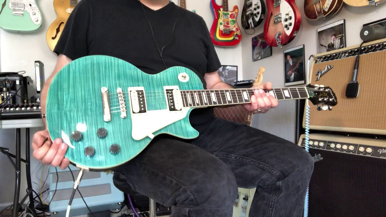 whole lotta humbuckers with jimmy page wiring explained on my epiphone les  paul