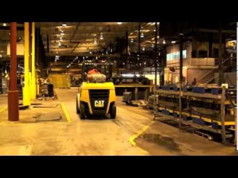 Lift Trucks |  Cat® P8000-P12000 Series Lift Trucks