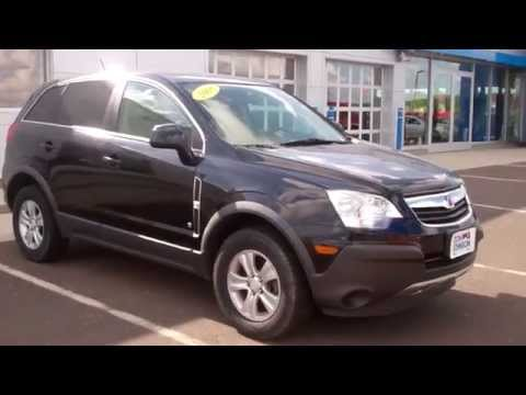 2008 Saturn Vue At Don Johnson Motors In Rice Lake Wi