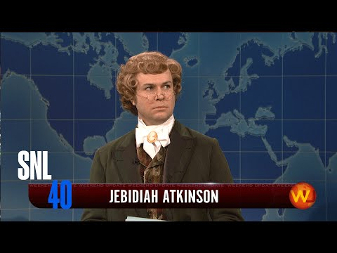 Weekend Update: Jebidiah Atkinson Reviews Television Shows - Saturday Night Live