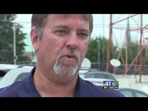 Macon-Bibb install solar panels to power government building
