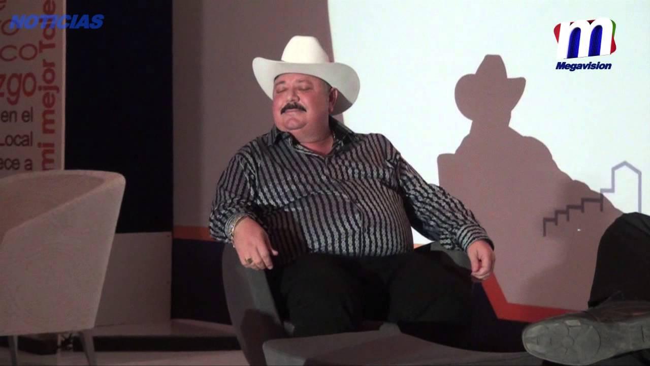 Exitosa Conferencia de Diego Cota en CANACO