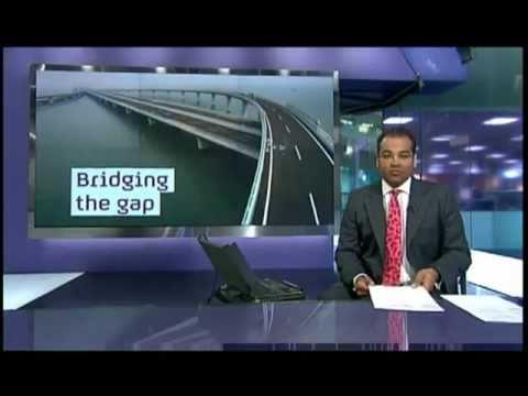 WORLD LONGEST BRIDGE IN CHINA [LAUNCH]