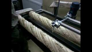 Копировально-фрезерный станок (дупликарвер)(Копировально-фрезерный станок (дупликарвер) предназначен для резьбы по дереву, копирования скульптур и..., 2013-05-24T19:00:34.000Z)