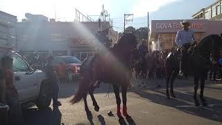 Magdalena Jalisco - Rompimiento Fiestas Patrias 2017 – desfile inaugural Video 07
