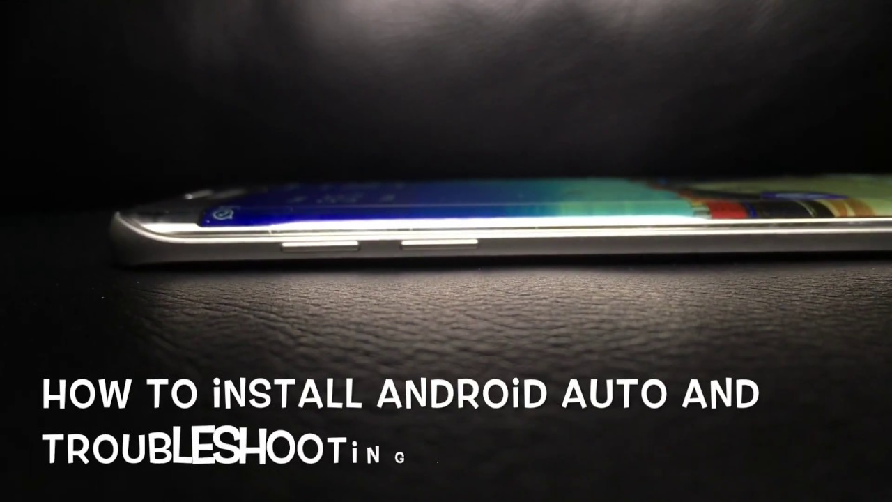 android auto troubleshooting