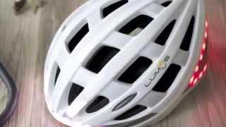 Велосипедный шлем Люмос со встроенным светом — Bicycle Lumos Helmet