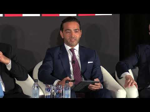 Yiannis Misirlis at The Economist's Eastmed-NY Investment Summit