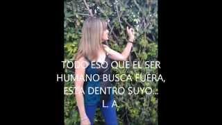 Sanacion Bioenergetica  Relajacion  Afirmaciones Lily Almendros AGOSTO  2015