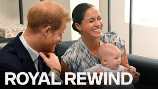 Royal Rewind: Royal Tour Of Southern Africa & A Royal Engagement