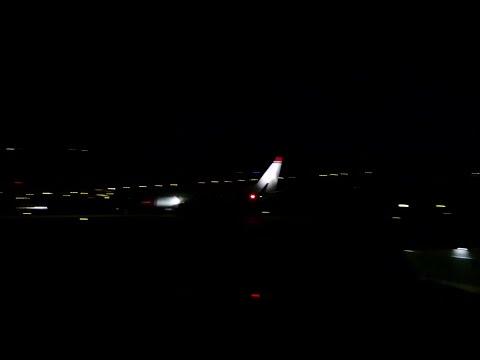 [4K] Norwegian 737-800 landing in Trondheim
