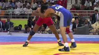 2008 Commonwealth Youth Games: 50 kg Amit Kumar (IND) vs. Steven Takahashi (CAN)