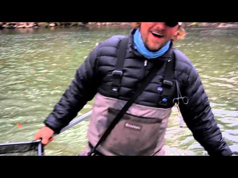 Fly Fishing On Little Red River, Arkansas Episode 1