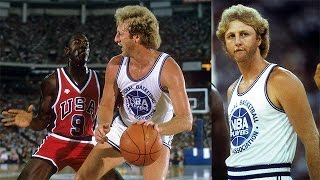 Larry Bird vs Michael Jordan - 1st Meeting Ever 1984
