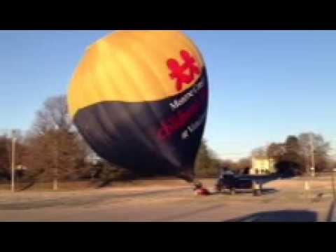 Hot Air Balloon 1 - Grassland Middle School