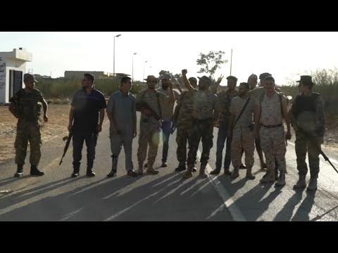 Libye: piège infernal